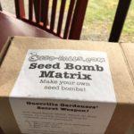 seed ball mix